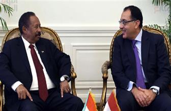 بدء المباحثات بين رئيس الوزراء ونظيره السوداني بالخرطوم