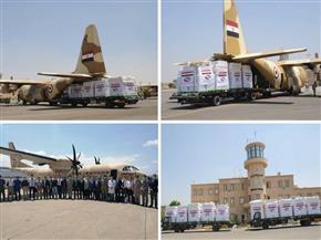 مصر ترسل الدفعة الخامسة من المساعدات العاجلة للبنان ونخبة من الأطباء والاستشاريين