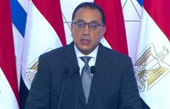 مدبولي: متوسط تنفيذ الطرق في مصر ارتفع من 270 كم إلى 1150 كم سنويا