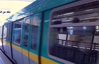 الرئيس السيسي يستقل مترو الأنفاق خلال جولة تفقدية لافتتاح المرحلة الرابعة من الخط الثالث