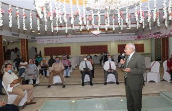 """""""المعلمين"""" تستأنف دورة استراتيجيات الأمن القومي بالتعاون مع أكاديمية ناصر العسكرية"""