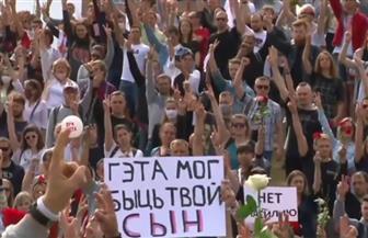 الآلاف يتظاهرون في مينسك تأييدا للوكاشينكو