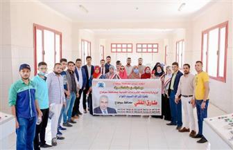 انطلاق فعاليات مبادرة «من حقك تعرف» بسوهاج لتعريف الشباب بالمشروعات القومية | صور