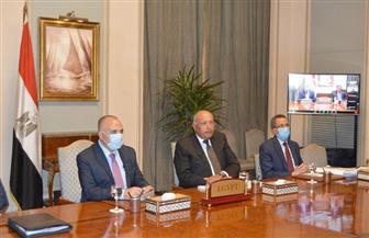 بدء اجتماع وزراء خارجية وري مصر وإثيوبيا والسودان لاستئناف مفاوضات سد النهضة | صور