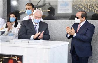 «عدلي منصور» المحطة المركزية الأكبر في الشرق الأوسط | فيديوجراف
