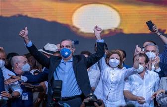 أبي نادر يؤدي اليمين الدستورية كرئيس جديد لجمهورية الدومينيكان