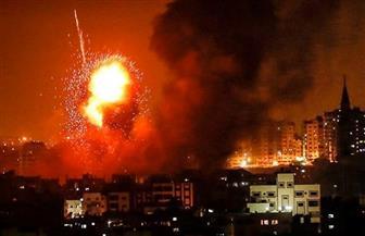قتيلان وسبعة جرحى في قصف إسرائيلي على مواقع للجيش السوري