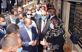 وزير التنمية المحلية: ٢٤ ألف طلب تصالح في مخالفات البناء تلقتها محافظة الغربية من المواطنين | صور