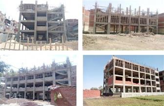 محافظ الشرقية: إنشاء وتطوير 4 مدارس بمشتول السوق بتكلفة  19 مليون جنيه |صور