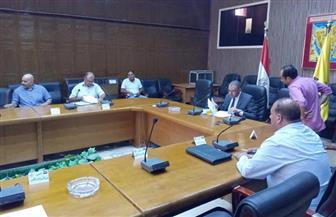 تشكيل لجنة لتنظيم انتظار المركبات في الشوارع بشمال سيناء|صور