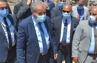 وزير التموين يفتتح النادي الاجتماعي بالمنطقة التجارية بطنطا