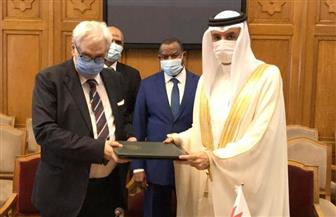 السفير الجودر يوقع على اتفاقية التعاون الجمركي العربي ممثلا لحكومة مملكة البحرين