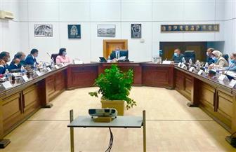 وزير السياحة والآثار يترأس أول اجتماع لمجلس إدارة «تنشيط السياحة» في تشكيله الجديد | صور