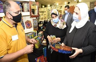 «القباج»: اختتام فعاليات معرض «ديارنا» بمارينا بمبيعات مليون جنيه | صور