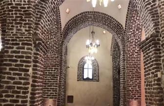 وزارة السياحة والآثار تنتهي من ترميم ثلاثة أديرة في مدينة نقادة بمحافظة قنا | صور