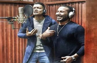 نقابة الموسيقيين تعاقب المطرب أحمد سعد بسبب أغنتيه مع حسن شاكوش