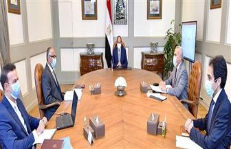 تفاصيل اجتماع الرئيس السيسي مع محافظ البنك المركزي ونوابه