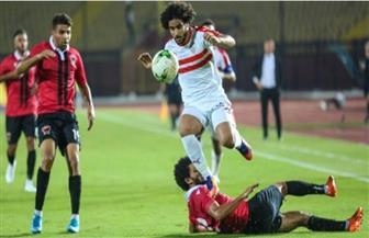 الزمالك يتعادل مع إف سي مصر بدون أهداف