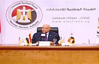 المستشار لاشين إبراهيم: 14.23% نسبة المشاركة في انتخابات مجلس الشيوخ