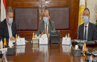 وزيرا التنمية المحلية وقطاع الأعمال العام يبحثان تطوير منطقة المعمورة بالإسكندرية | صور