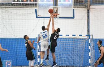 سموحة يقصي طلائع الجيش من كأس مصر لكرة السلة | صور