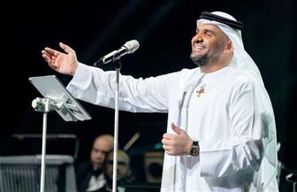 حسين الجسمي خلال حفله بأوبرا دبي: نحن متقاربون في المحبة وصناعة الفرح