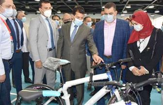 """""""إمكانية التقسيط"""".. تعرف على تفاصيل وأسعار طرح 1400 دراجة من الشباب والرياضة"""