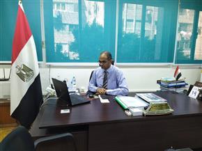 نائب وزير الإسكان يستعرض دراسة لمعالجة مياه الصرف الصحي بالإسكندرية