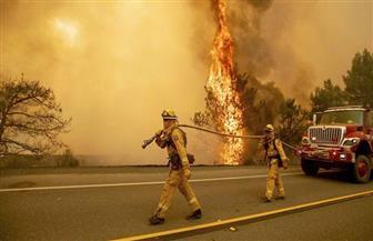 وفاة 4 أشخاص على الأقل بسبب حرائق في كاليفورنيا