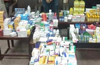 إحباط محاولة تهريب كميات كبيرة من الأدوية والمستلزمات الطبية المدعمة خارج البلاد بـ2 مليون جنيه