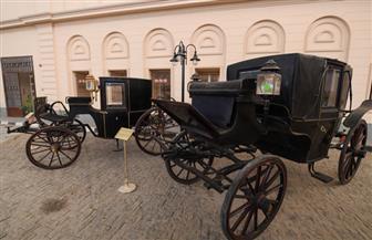 استعدادا لافتتاحه الوشيك.. السياحة والآثار تنتهي من أعمال تطوير متحف المركبات الملكية ببولاق   صور