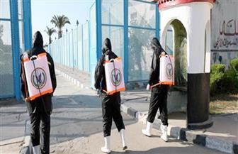 السجون تتخذ عددًا من الإجراءات الوقائية والإحترازية استعدادا لاستئناف الزيارات للنزلاء