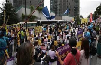 الأطباء المتدربون بكوريا الجنوبية يضربون احتجاجا على خطة الحكومة زيادة أعداد طلاب الطب