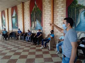 استمرار المرحلة الثانية لتدريبات «مودة» في مراكز الشباب | صور