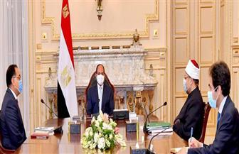 الرئيس السيسي يوجه بدراسة الأئمة للعلوم الإنسانية لصقل مهاراتهم في التواصل