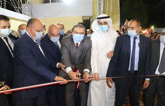 وزير القوى العاملة ومحافظ القاهرة يفتتحان دار ضيافة خاصة بنقابة الغزل والنسيج | صور