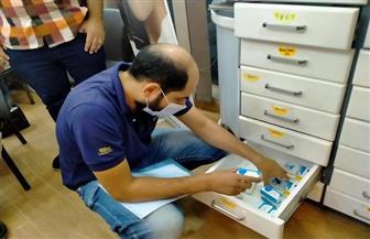 «الرقابة الإدارية» تضبط 108 آلاف لتر سولار وبنزين ومصنعا لتخزين أدوية غير مصرح بحيازتها في أسيوط | صور