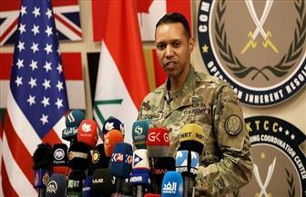 التحالف الدولي: دورنا في العراق حاليا تقديم المعلومات الاستشارية
