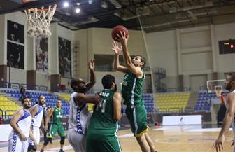 الاتحاد السكندري يتأهل لنهائي كأس مصر لكرة السلة| صور