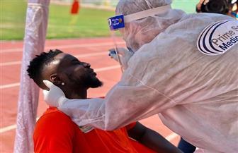 مسحة طبية للاعبي المصري البورسعيدي غدا