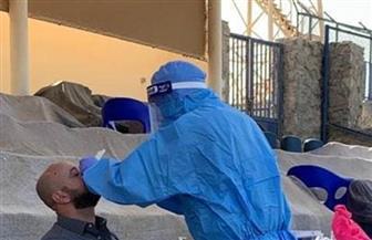 الجونة يجري المسحة الطبية استعدادا لمواجهة الأهلي في الدوري