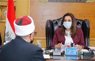 محافظ دمياط تناقش خطة مديرية الأوقاف استعدادا لعودة صلاة الجمعة بـ 544 مسجدا | صور