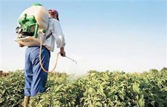 ضبط 824 لتر مبيدات زراعية منتهية الصلاحية قبل بيعها في كفرالشيخ