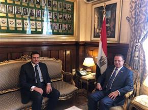 """""""القضاة"""" يهنئ المستشار محمد غراب لترشيحه لشغل وظيفة """"النائب العام المساعد"""""""