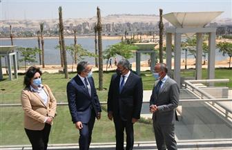 وزير السياحة والآثار والأمين العام لمنظمة السياحة العالمية يزوران المتحف القومي للحضارة المصرية | صور