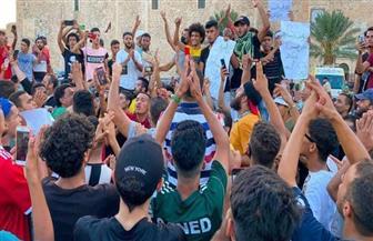مع تواصل المظاهرات في عدة مدن ليبية.. (الوفاق) تشن حملة اعتقالات ضد النشطاء في العاصمة