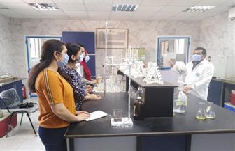 1000 متدرب جامعي صيفا بمركز تدريب مياه أسيوط | صور