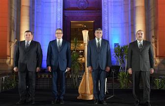 أمين عام منظمة السياحة العالمية يدعم مصر لعودة الحركة لمعدلات ما قبل «كورونا» | صور