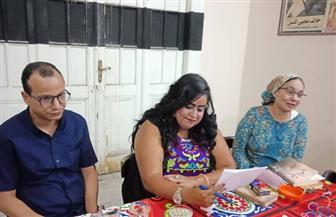 مناقشة المجموعة القصصية «كان ياما كان» لمحمد عبد النبى بورشة الزيتون   صور
