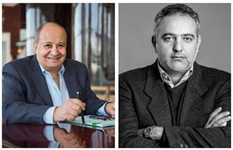 مهرجان القاهرة السينمائي يكرم وحيد حامد بجائزة الهرم الذهبي التقديرية لإنجاز العمر